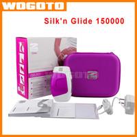 glide - 2015 Silk n Glide IPL Hair Remover with Shots Silk n Glide Portable shaver lady epilator shaving vs no no hair