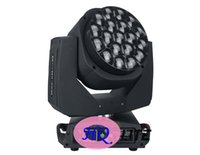 2015 plus récents Bee Eye Beam lavage Zoom 4in1 RGBW 19pcs 15w LED tête mobile