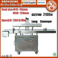 Wholesale 2100w bottles Min mm mm mm Plastic Glass Bottle Box Carton Foil Sealing machine