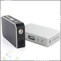 silver - Vaporizer IPV3 Mod W Box Mod Original Pioneer4you IPV3 colors Black Silver w w high quality popular VV Mod DHL Free