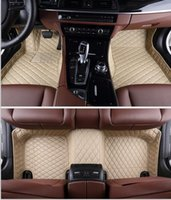 Wholesale Good quality Custom special floor mats for Mercedes Benz GL X166 seats wear resisting carpets for GL500