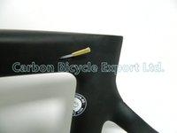 Wholesale New arrival T1000 K k carbon bicycle frame matte full carbon road bike frame carbon frameset for sale