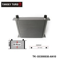 Wholesale Tansky Row Engine Transmission AN Oil Cooler For Universal With No Logo have in stock TK OC000030 AN10