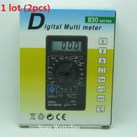 Wholesale DT830B Mini Pocket Digital Multimeter