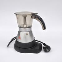 Wholesale High quality stovetop coffee Maker people cups parts Moka Moka electric coffee maker B10