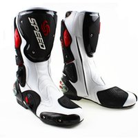Head Lights LED <100 LM PRO-BIKER SPEED Motorcycle Boots Cycling Bike Boots Motorcycle