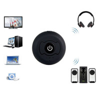 Wholesale 20pcs Wireless Audio Bluetooth Transmitter Music Stereo Dongle Adapter for TV Smart PC DVD Bluetooth A2DP