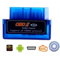 new car launch - Vcds Launch New Universal Mini V2 Elm327 Obd2 Bluetooth Auto Scanner Obdii Car Elm Tester Diagnostic Tool for Android Symbian