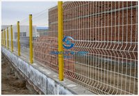 Wholesale Hot PVC wire mesh fence on sale