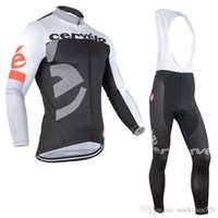 Wholesale 2015 best sales cervelo Cycling Jerseys Autumn winter Thermal Fleece none Fleece Quick Dry long sleeves Cycling jerseys