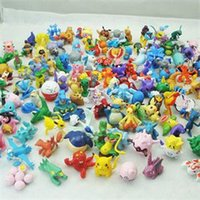 Wholesale HOT Brand New Cute Monster Mini Figures Toys cm in Random Best