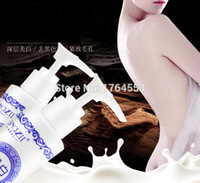 Cheap 100% Original SnazII Body White Mud Whitening Shower Gel,Body Moisturizer,Skin Repair Cream Spa Mud Bath Whole Body Whitening