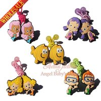 baby guppies - novelty Bubble Guppies pair Hairbands baby Headwear baby Girl Hair accessories KIDS Christmas Gift party favors