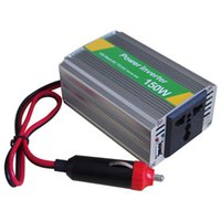 dc ac converter 12v 110v - DHL shipping W Car Power Inverter W DC V to AC V power converter waitingyou