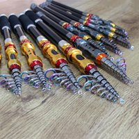 Wholesale Fishing Rod Carbon Lure Rod Spinning Telescopic Fishing Rods Fishing Pole Power Fishing Tackle Tool