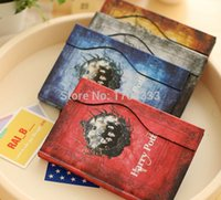 Wholesale Harry Potter Retro Magic Diary Book Magnet Notebook Fans Collection Gift for Child