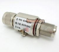 antenna surge protector - 2 GHz Antenna Lightning Surge Protector Arrester N female to N male LN003528