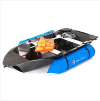 Wholesale High Polymer PP Folding Boats Two People Kayaks First Aid convenient folding kayaks Easy Install