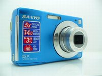 sanyo - Sanyo Sanyo S1415 digital camera high pixel the package of mail