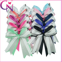 30% de rabais Trois couches Rowan ceinture ronde de la queue de noeud d'arc clips Cheveux bande Accessoires cheveux gros
