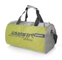 Wholesale Handbag travel bag advertising bag bucket handbag gym bag customize cylinder handbag printing
