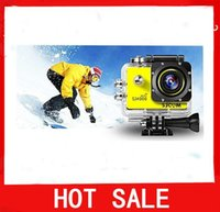gopro camera - Hot Sales Action Camera sjcam sj4000 wifi Waterproof Sport Camera Mini Camdorder Gopro Style Novatek HD HDMI DV