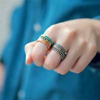 ancient egyptian fashion - Fashion jewelry Ancient Egyptian totem retro rings finger ring for women set copper jz033