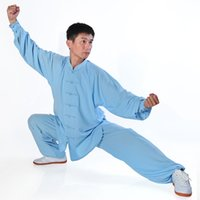 Wholesale manufacturers merchants parkland and high grade cotton long sleeved clothes and Taijiquan martial arts clothing