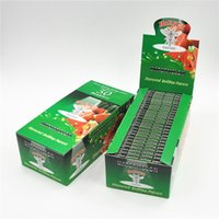 banana paper - TOP SELLING box booklets MM Watermelon Grape Banana Coconut and others Flavored Fruity Rolling Papers Smoking Cigarette