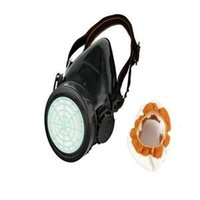 Cheap New Utility Industrial Chemical Gas Dust Paint Spray Filter Respirator Mask Chemical Respirator