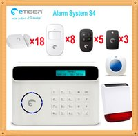 auto germany - DHL Clear LCD germany deutch menu alarm systems security home better than gsm alarm g5 chuango