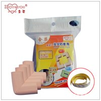 Wholesale Jin Ying Pack infant safety products baby products safety collision preventing collision angle bar angle