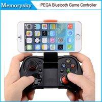 El más reciente del iPega PG-9033 Bluetooth Wireless Gaming Controller Controle Gamepad Joystick para Android iPhone Android iOS PC TV 010209