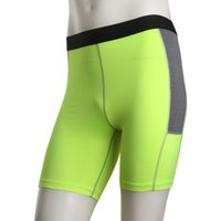 Wholesale New Men s Compression Under Layer Sports Tights Short Pants Skin Shorts