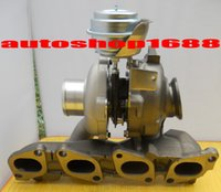 Wholesale GT2056V S F turbo turbocharger for Jeep Cherokee CRD HP R2816K5 VM