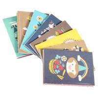 alice plane - 48 Scrapbooking Cartoon Label Sticker Animal Alice Sticky Paper Bottle Sticky Note DIY Cute Kawaii Home Decoration
