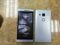Wholesale China Copy PHONE Mate GB G ROM Gold phone G LTE Mobile phone MTK6592 OctaCore Android MP Superior quality