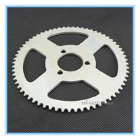 Wholesale 65 teeth H Couronne Factory Price for Mini Dirt Bike etc rear sprocket teeth for H chain
