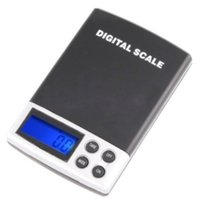 Wholesale LCD backlight Jewelry Scale Weigh High Precision Digital Pocket Scale g Reloading Jewelry and Gems Weight Scale GL DS0