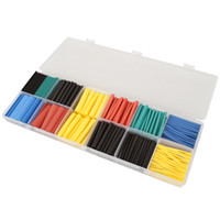 Wholesale Heat Shrink Tubing Tube Sleeving Wrap Cable Wire Color Size