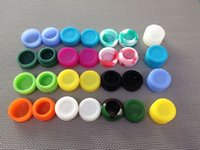 Wholesale Customized factory direct sales Silicone Nonstick Container for Concentrate non stick bho wax tub