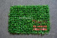 artificial grass mat - 60 CM artificial turf Artificial plastic boxwood grass mat Shooting Props Christmas Ornament Home Garden Decorations