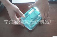 Wholesale HOT Environment Convenient Napkin Mini Pocket Wet Towel Dispenser for Coin tissue dispenser RW A