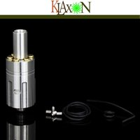atom delivery - 2016 best sell rda atomizer fast delivery high quality ATOM rejoice rda tool kit revolver sub ohm tank atomizer rda