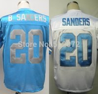 barry sanders authentic jersey - Factory Outlet Men s Authentic Throwback Barry Sanders Football Jersey