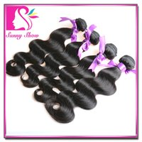 discount remy hair - Special Discount Beauty Body Wave Remy Hair Bundles Natural B Virgin Body Wave Human Hair Extensions Fast DHL Shipping