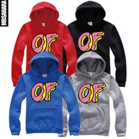 Wholesale new man men male odd future golf wang sweatshirt hoodie OFWGKTA Tyler the Creator Hooded Hoodie Hip Hop Hoody
