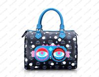 koran - Koran MCM new fashion bags leisure personality bag handbag Glasses bag