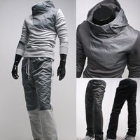 Wholesale New Arrival Tracksuit for Man Casual Spring Autumn Hoody Hoodies Pant Men s Sports Clothing Sets Sweat Suits