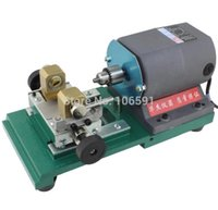 Wholesale Sim Punch - mini desktop electric drill machine Variable speed, punch pearl, jade amber, beeswax, Sim son, wooden beads, drilling machine
